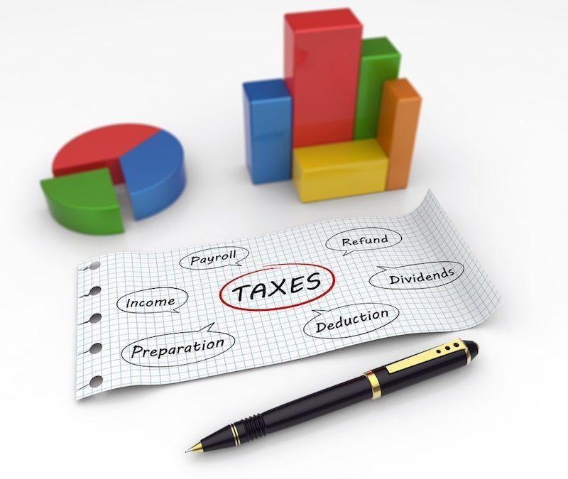 Teri Suddard's 2018 Tax Preparation Checklist