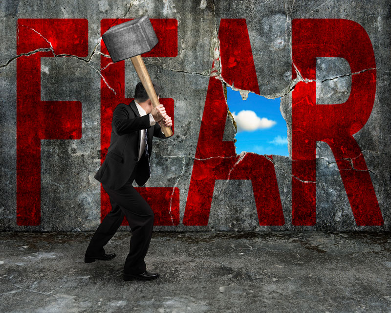Getting Your Mental State Out Of Fear And Anxiety By Teri Suddard