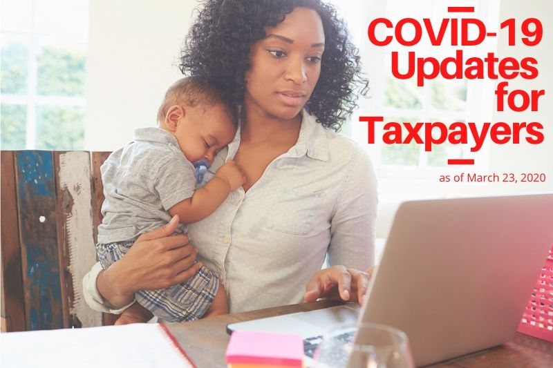 COVID-19 Updates For New Castle County, Delaware Taxpayers
